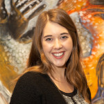 LAURA TRASK, ASSOCIATE DIRECTOR OF DEVELOPMENT AND COMMUNICATIONS